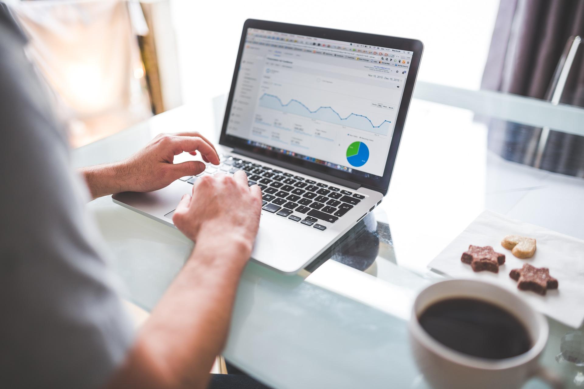Graf analýza marketin