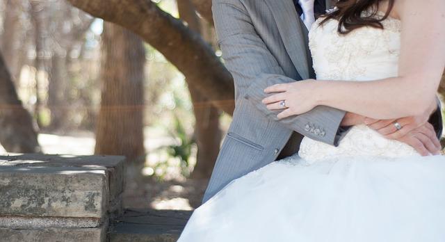 něvěsta a ženich