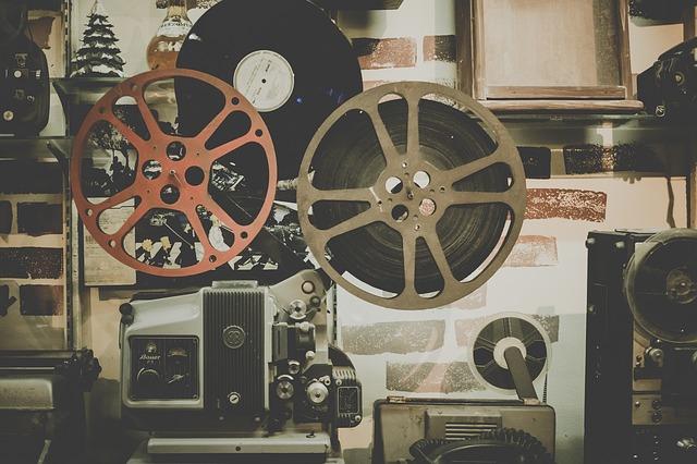 Profesionální kino projektor